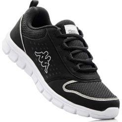 Buty sportowe męskie: Buty sportowe z piankową podeszwą bonprix czarny