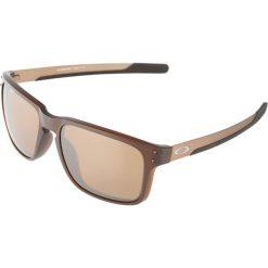 Okulary przeciwsłoneczne męskie: Oakley HOLBROOK MIX Okulary przeciwsłoneczne matte rootbeer/prizm tungsten polarized