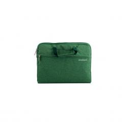 """Torba do laptopa MODECOM HIGHFILL 13"""" zielona. Zielone torby na laptopa marki Modecom, z materiału. Za 31,99 zł."""