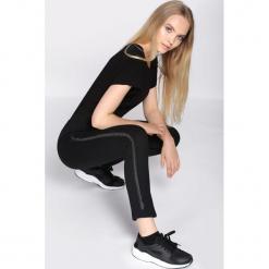 Czarne Spodnie Dresowe Extradition. Czarne spodnie dresowe damskie Born2be, l, z dresówki. Za 59,99 zł.