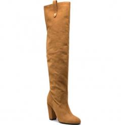 Muszkieterki PATRIZIA PEPE - 2V8276/A4M9-B638 Natural Beige. Czarne buty zimowe damskie marki Patrizia Pepe, ze skóry. W wyprzedaży za 1599,00 zł.