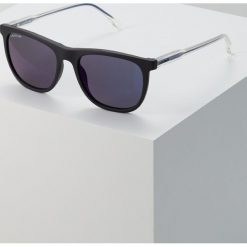 Okulary przeciwsłoneczne męskie: Lacoste Okulary przeciwsłoneczne matte black