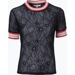 Review - T-shirt damski, niebieski. Niebieskie t-shirty damskie Review, m, w koronkowe wzory, z koronki. Za 99,95 zł.