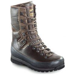 Buty trekkingowe męskie: MEINDL Buty męskie Dovre Extreme GTX brązowo-czarne r. 44.5 (2801)