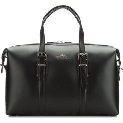 Torba 84-4U-100-1. Czarne torebki klasyczne damskie Wittchen, w paski. Za 719,00 zł.