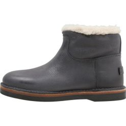 Botki damskie lity: Shabbies Amsterdam Ankle boot anthracite