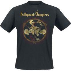 T-shirty męskie: Hollywood Vampires Drink Fight Puke T-Shirt czarny