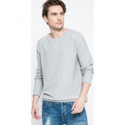 Broadway - Sweter. Szare swetry klasyczne męskie marki Broadway, l, z bawełny, z okrągłym kołnierzem. W wyprzedaży za 59,90 zł.