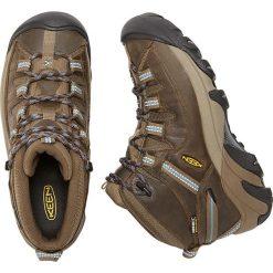 Buty trekkingowe damskie: Keen Buty damskie Targhee II Mid WP Slate Black/Flint Stone r. 36 (1004114)