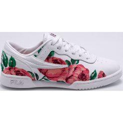 Fila - Buty Original Fitness Embroidery. Szare buty do fitnessu damskie marki KALENJI, z gumy. W wyprzedaży za 349,90 zł.