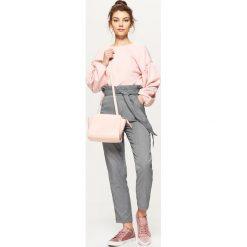 Torebka na ramię - Różowy. Czerwone shopper bag damskie Cropp. Za 49,99 zł.