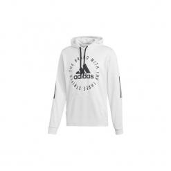 Bluzy adidas  Bluza z kapturem Sport ID. Białe bluzy męskie rozpinane Adidas, l, z kapturem. Za 269,00 zł.