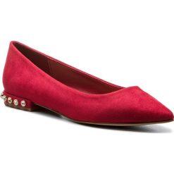 Baleriny ALDO - Ocelia 57081112 62. Czerwone baleriny damskie ALDO, z materiału. W wyprzedaży za 209,00 zł.