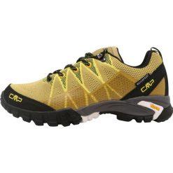 CMP TAURI SHOE WP Obuwie hikingowe senape. Brązowe buty skate męskie CMP, z materiału, outdoorowe. Za 419,00 zł.
