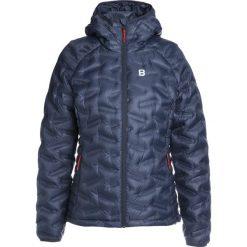 8848 Altitude DARTH LINER Kurtka puchowa indigo. Niebieskie kurtki damskie puchowe 8848 Altitude, z materiału. W wyprzedaży za 539,25 zł.