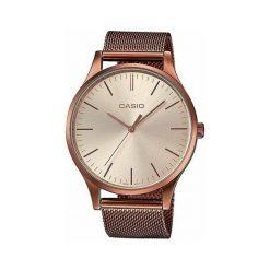 Zegarek Casio Zegarek damski Retro Vintage Milanese Band złoty (LTP-E140R-9AEF). Żółte zegarki damskie CASIO, złote. Za 396,00 zł.