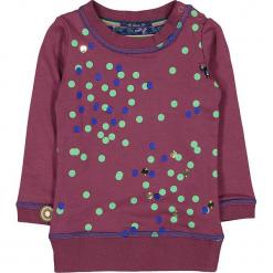 """Bluza """"Don't Look Any Further"""" w kolorze bordowym. Czerwone bluzy niemowlęce 4FunkyFlavours Kids, w kropki. W wyprzedaży za 82,95 zł."""