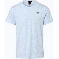 G-Star - T-shirt męski – Base-S, niebieski. Niebieskie t-shirty męskie G-Star, m, z dżerseju. Za 69,95 zł.