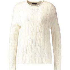 Swetry klasyczne damskie: Polo Ralph Lauren Sweter cream