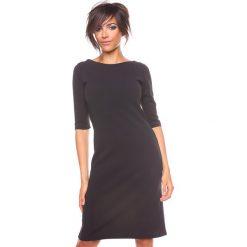 """Sukienki hiszpanki: Sukienka """"Lina"""" w kolorze czarnym"""