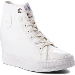 Sneakersy damskie: Sneakersy BIG STAR – AA274A089 White