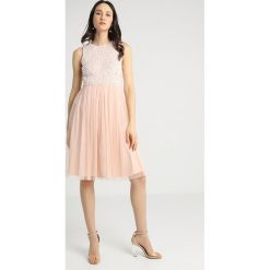 Sukienki hiszpanki: Lace & Beads PICASSO SKATER Sukienka koktajlowa pink