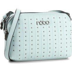 Torebka NOBO - NBAG-E2850-C012 Niebieski. Niebieskie listonoszki damskie marki Nobo, ze skóry ekologicznej. W wyprzedaży za 119,00 zł.