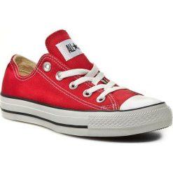 Trampki CONVERSE - All Star M9696 Czerwony. Czerwone tenisówki męskie Converse, z gumy. Za 279,00 zł.