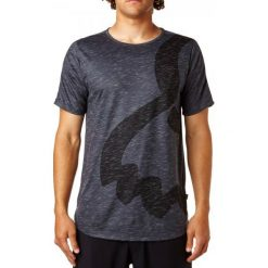 T-shirty męskie: FOX T-Shirt Męski Eyecon Ss Knit S Ciemnoszary
