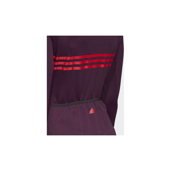 69f7e34ba Bluzy adidas Koszulka Warmtefront Jersey - Fioletowe t-shirty ...