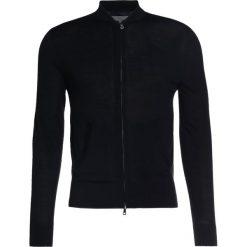 Swetry rozpinane męskie: Falke Kardigan black