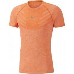 Mizuno Koszulka Sportowa Tubular Helix Tee Clown Fish M. Pomarańczowe koszulki do fitnessu męskie marki Mizuno, m. W wyprzedaży za 117,00 zł.