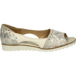 Sandały damskie: Sandały – 706 E18 COMB2