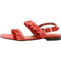 Rzymianki damskie: Billi Bi Sandały summer red/coral