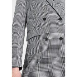 Płaszcze damskie pastelowe: Gina Tricot SISSELA  Krótki płaszcz black