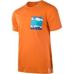 AQUAWAVE Koszulka męska aquarion celosia orange r. XXL. Białe t-shirty męskie marki Adidas, l, z jersey, do piłki nożnej. Za 47,12 zł.