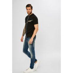 Scotch & Soda - Jeansy 144790. Niebieskie jeansy męskie skinny Scotch & Soda, z bawełny. Za 549,90 zł.