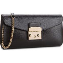 Torebka FURLA - Metropolis 962799 B BOT6 ARE Onyx. Czarne torebki klasyczne damskie Furla, ze skóry. Za 1240,00 zł.