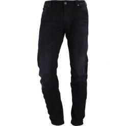 GStar ARC 3D SLIM Jeansy Slim Fit siro black stretch denim. Czarne jeansy męskie relaxed fit marki G-Star. Za 559,00 zł.