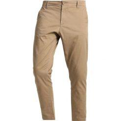 Spodnie męskie: Only & Sons ONSTIM CROPPED Chinosy lead gray
