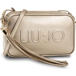 Torebka LIU JO - S Crossbody N18110 E0300 Gold 00529. Żółte listonoszki damskie marki Liu Jo. Za 399,00 zł.
