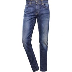 7 for all mankind RONNIE Jeansy Slim fit blue. Niebieskie jeansy męskie relaxed fit 7 for all mankind. W wyprzedaży za 554,95 zł.