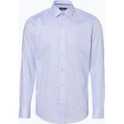 BOSS - Koszula męska – Jesse, niebieski. Czarne koszule męskie marki Boss, m. Za 479,95 zł.