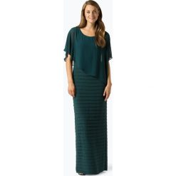 Ambiance - Damska sukienka wieczorowa, niebieski. Niebieskie długie sukienki Ambiance, z szyfonu, eleganckie. Za 699,95 zł.