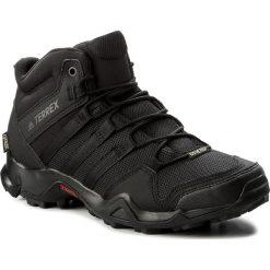 Buty adidas - Terrex Ax2r Mid Gtx GORE-TEX CM7697 Cblack/Cblack/Cblack. Czarne buty skate męskie Adidas, z gore-texu, outdoorowe, adidas terrex, gore-tex. W wyprzedaży za 409,00 zł.