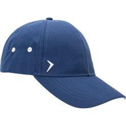 Czapka męska CAM600 - niebieski ciemny - Outhorn. Niebieskie czapki z daszkiem męskie Outhorn, na lato, z materiału, sportowe. Za 29,99 zł.