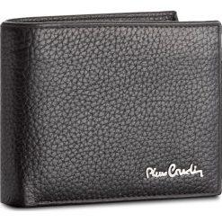 Duży Portfel Męski PIERRE CARDIN - Montana Tilak11 325. Czarne portfele męskie marki Pierre Cardin, ze skóry. Za 119,00 zł.