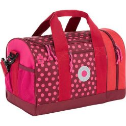 """Torby podróżne: Torba sportowa """"4Kids Mini Sportsbag"""" w kolorze czerwonym – 40 x 29 x 25 cm"""