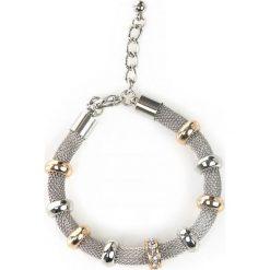 Bransoletki damskie: Bransoletka z pierścieniami