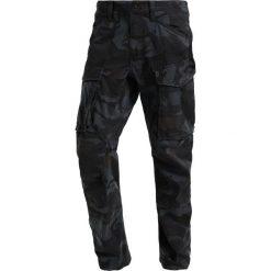 Bojówki męskie: GStar ROVIC 3D TAPERED Bojówki asfalt/black